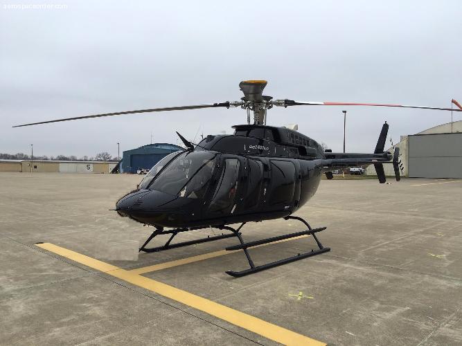 Bell 407GXP 2015 года выпуска.
