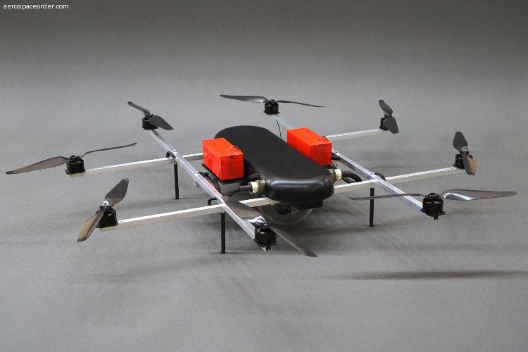 Supercam X8 Беспилотный авиационный комплекс